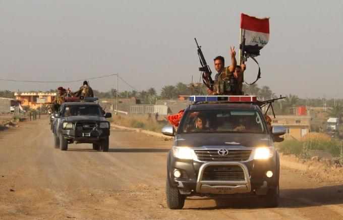 Tổ chức Nhà nước Hồi giáo tự xưng IS.(Ảnh:AFP)