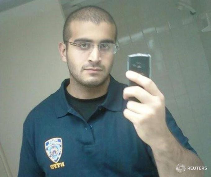 Nghi phạmOmar Mateen. (Ảnh:Reuters)