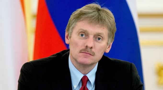 Người phát ngôn Điện Kremlin Dmitry Peskov.