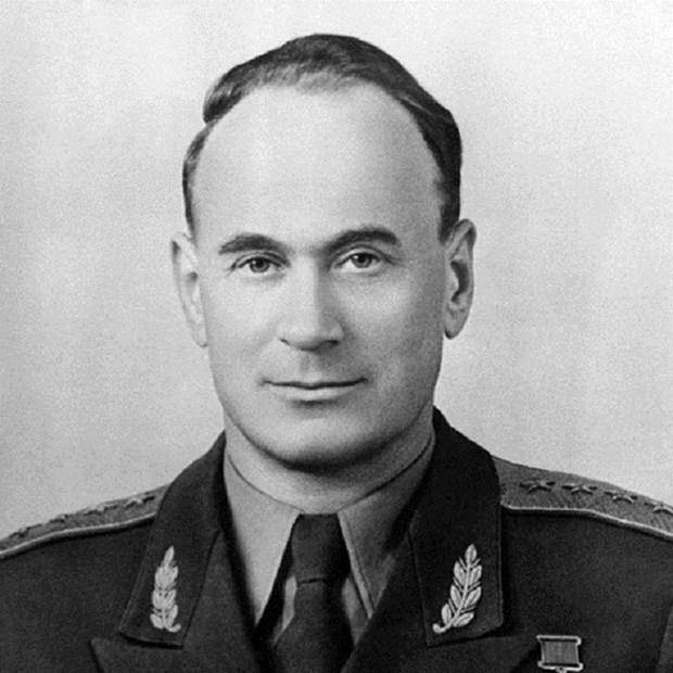 Iran Serov – Giám đốc đầu tiên của KGB.