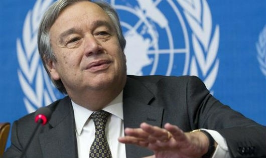 Ông António Guterres có thâm niên nhiều năm đứng đầu Cao ủy LHQ về người tị nạn (UNHCR).