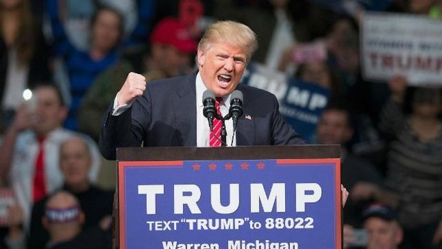 Tổng thống đắc cử Mỹ Donald Trump.