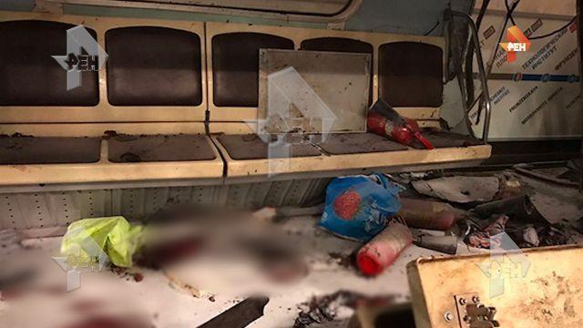 Vụ nổ còn lại xảy ra ở nhà ga Tekhnologichesky Institut, cũng thuộc khu vực trung tâm thành phố.