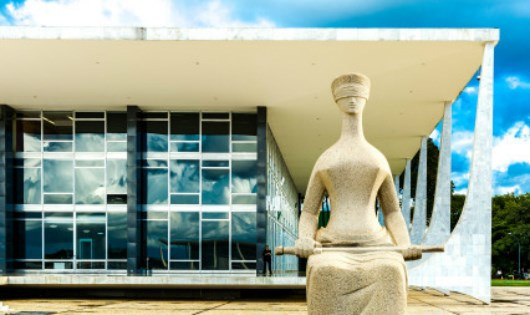 Tòa án Tối cao Brazil.