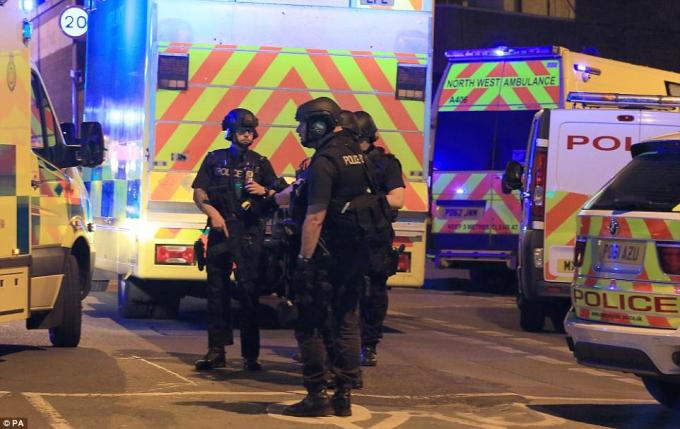 Cảnh sát địa phương cho rằng, đây có thể là một vụ tấn công khủng bố.