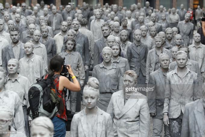 Cuộc biểu tình này có tên gọi là1.000 Figures,diễn ra trong 2 ngày 7-8/7.