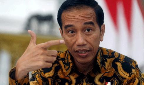 Tổng thống Indonesia Joko Widodo. (Ảnh:Reuters)