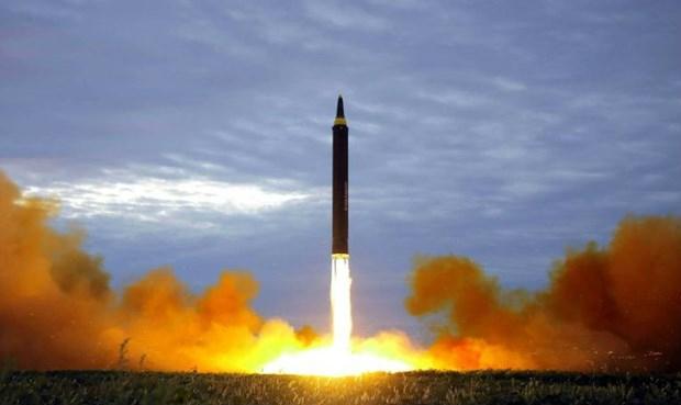 Bất chấp các lệnh trừng phạt, Triều Tiên vẫn tiếp tục chương trình vũ khí của nước này.