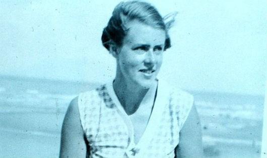 Melita Norwood khi còn trẻ.