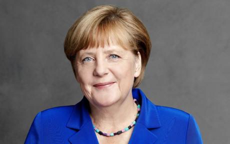 Thủ tướng Đức Angela Merkel đứng đầu danh sách.