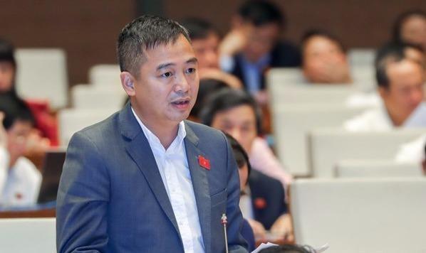 ĐBQH Nguyễn Lân Hiếu.
