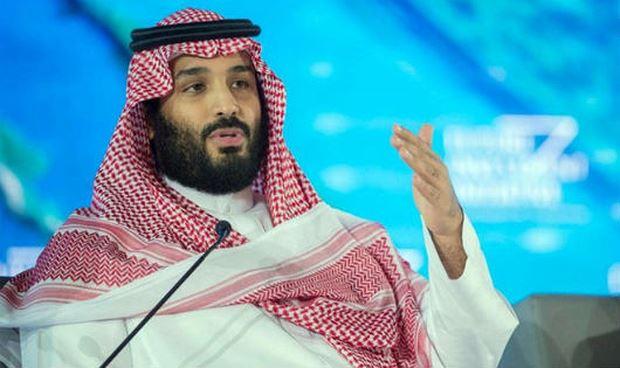 Thái tử Mohammed bin Salman - người đứng đầu Ủy ban tối cao chống tham nhũng của Saudi Arabia