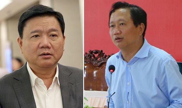"""Việc xử lý hình sự đối với ông Đinh La Thăng và một số cán bộ đã củng cố niềm tin của nhân dân vào việc Đảng """"nói đi đôi với làm"""""""