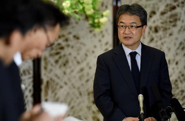 Nhà ngoại giao Mỹ Joseph Yun (Ảnh: Reuters)