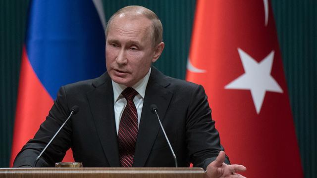 Tổng thống Nga Vladimir Putin (Ảnh: Reuters)