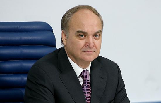 Đại sứ Nga tại Mỹ Anatoly Antonov (Ảnh: AFP)