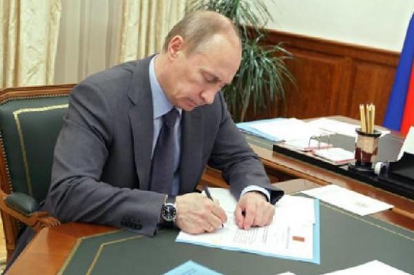 Tổng thống Nga Vladimir Putin. (Ảnh: pravda)