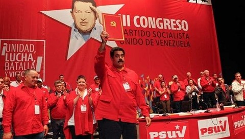 Tổng thống Nicolas Maduro tiếp tục tái đắc cử.