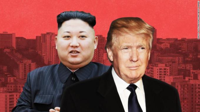 Hội nghị thượng đỉnh Mỹ-Triều sẽ diễn ra vào lúc 9h tại Singapore (theo giờ địa phương).
