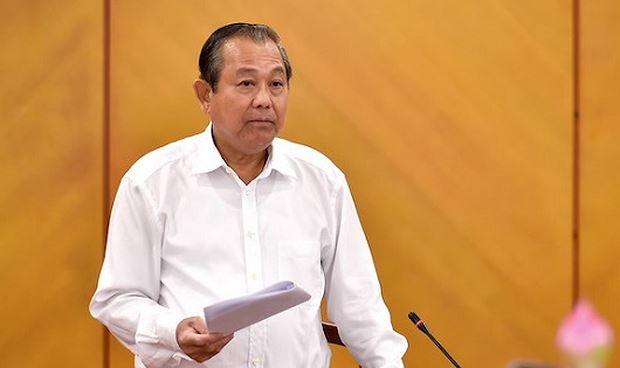 Phó Thủ tướng Thường trực Trương Hòa Bình (Ảnh từ internet)