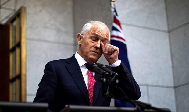 Thủ tướng Malcolm Turnbull.