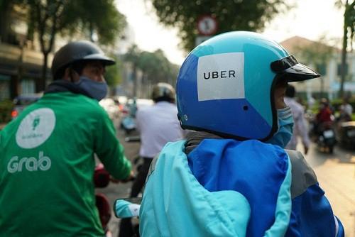 Uber đã chính thức rút khỏi Việt Nam từ ngày 8/4.