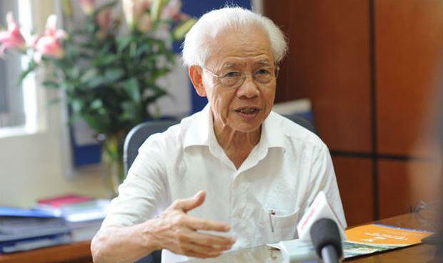 GS Hồ Ngọc Đại.