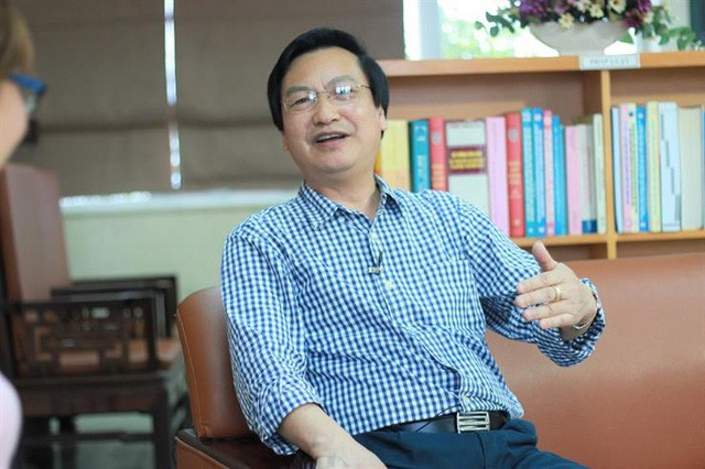 Ông Nguyễn Đức Hữu - Phó Vụ trưởng phụ trách Vụ Giáo dục Tiểu học, Bộ GD&ĐT