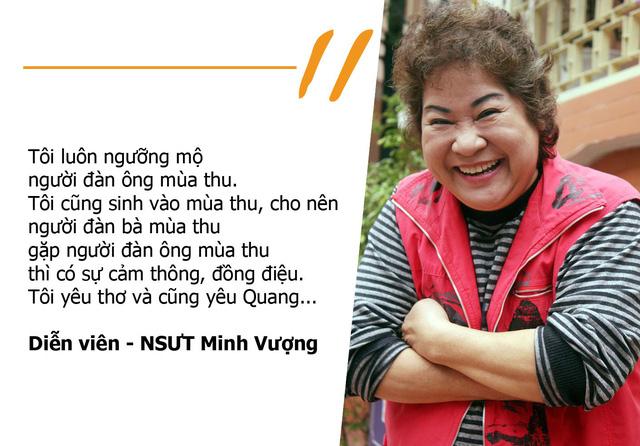 """Danh hài Minh Vượng thổ lộ từng """"loạn nhịp"""" trước Hồng Thanh Quang"""