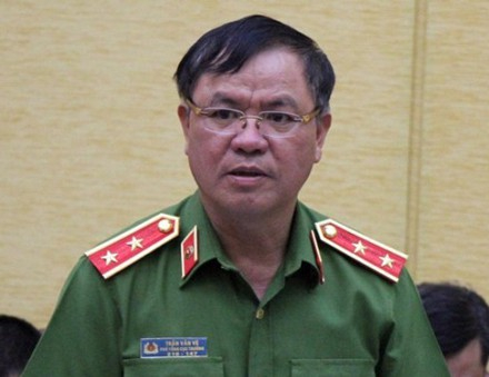 Trung tướng Trần Văn Vệ, nguyên quyền Tổng cục trưởng Tổng cục Cảnh sát được bổ nhiệm làm Chánh Văn phòng cơ quan CSĐT Bộ Công an.