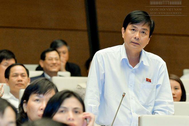 ĐB Lữ Thanh Hải (Khánh Hoà) đặt câu hỏi