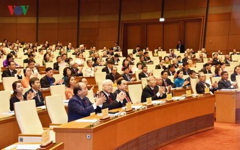 Tuần này, Quốc hội sẽ thảo luận báo cáo về công tác phòng, chống tham nhũng năm 2018.