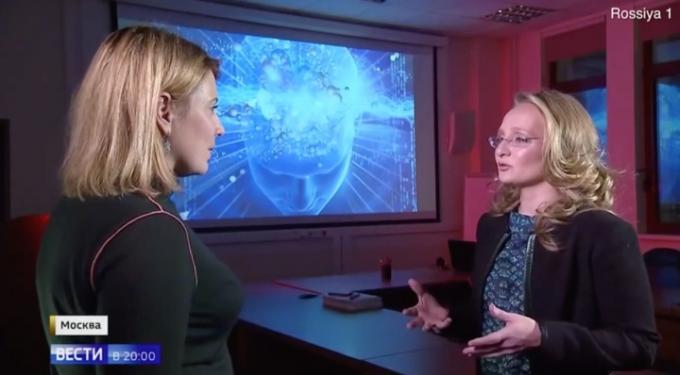 Dù vậy, gần đây, Katerina đã xuất hiện trên một kênh truyền hình của Nga với vai trò là một chuyên gia về công nghệ sinh học vào tháng 12/2018.