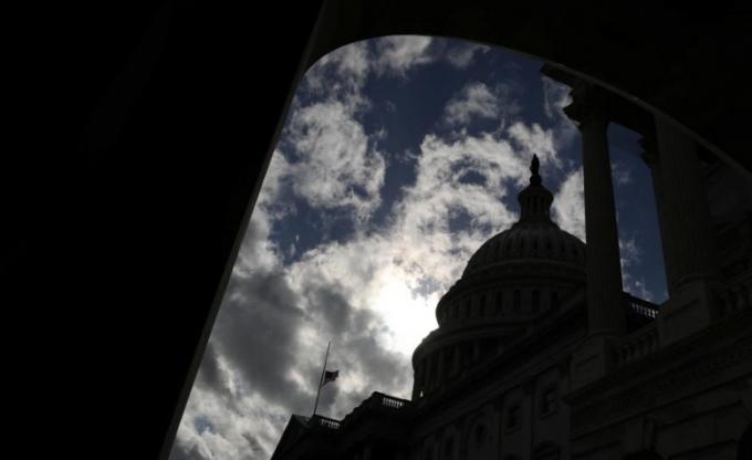 Tòa nhà Quốc hội Mỹ. (Ảnh: Reuters)
