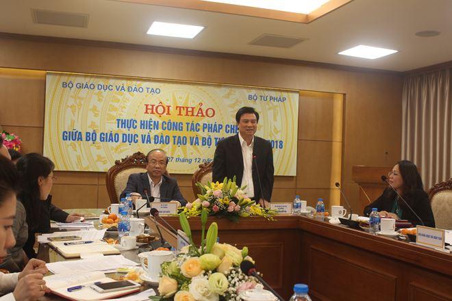 Thứ trưởng Nguyễn Hữu Độ cho rằng kết quả hợp tác năm sau hiệu quả hơn năm trước