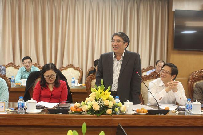 Lãnh đạo một số đơn vị thuộc Bộ Giáo dục và Đào tạo đều đánh giá cao công tác phối hợp giữa hai Bên
