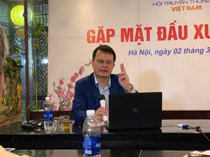TS Trần Việt Thái - Phó Viện trưởng Viện chiến lược, Học viện Ngoại giao
