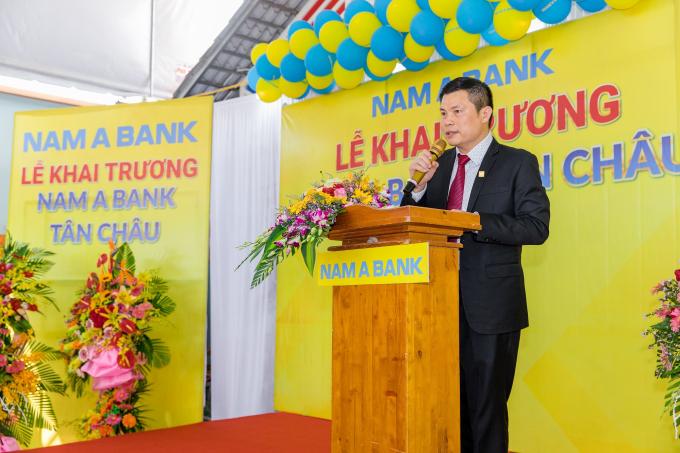 Nam A Bank mở rộng quy mô tại khu vực Miền Tây & Đông Nam Bộ góp phần đa dạng hóa sản phẩm, dịch vụ tài chính ngân hàng cho người dân tại địa phương.