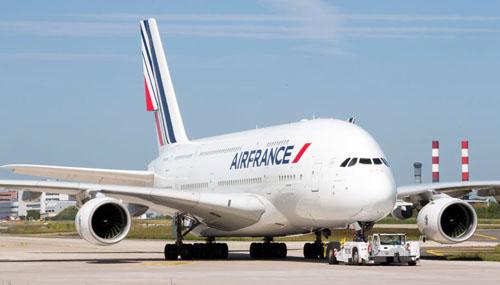 Một chiếc Airbus A380 của hãng Air France. Ảnh:AirFrance.