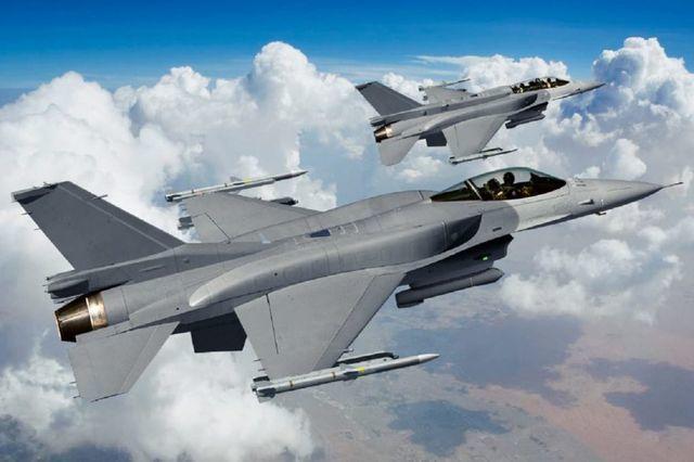 Máy bay chiến đấu F-16 của Mỹ (Ảnh: Defense)