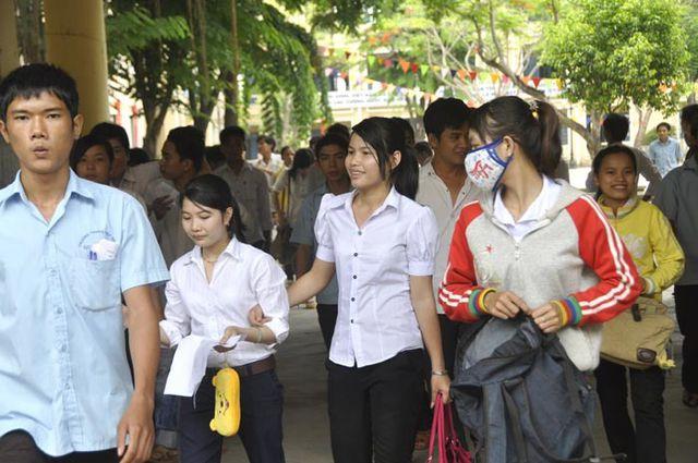 Bộ GD&ĐT quy định: Thí sinh đã nhập học thì không được tham gia xét tuyển các trường khác/ đợt tiếp theo.