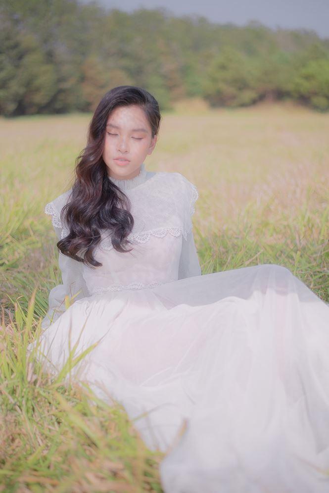 Với nhan sắc tuổi 18 và sự năng động, hết mình của Tiểu Vy hứa hẹn trong tương lai nàng hậu sẽ ngày một toả sáng.