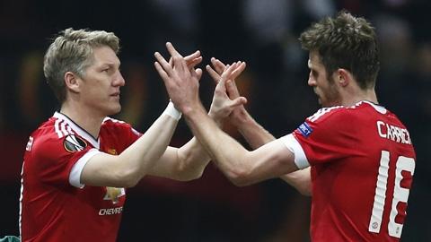 Man United 1-1 Liverpool (chung cuộc 1-3):