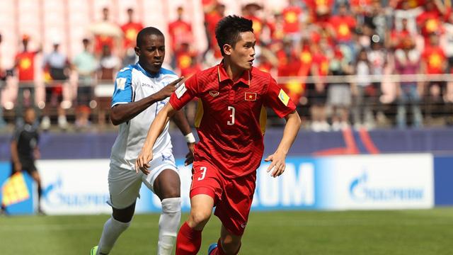 Tuy nhiên sang hiệp 2, thể lực U20 Việt Nam suy giảm khi Honduras tăng tốc