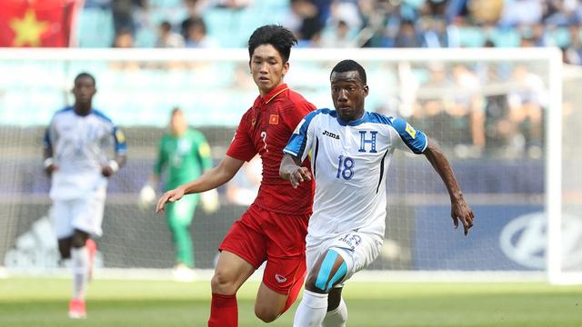 Vuelto chính là mối đe dọa thường trực với hàng thủ U20 Việt Nam
