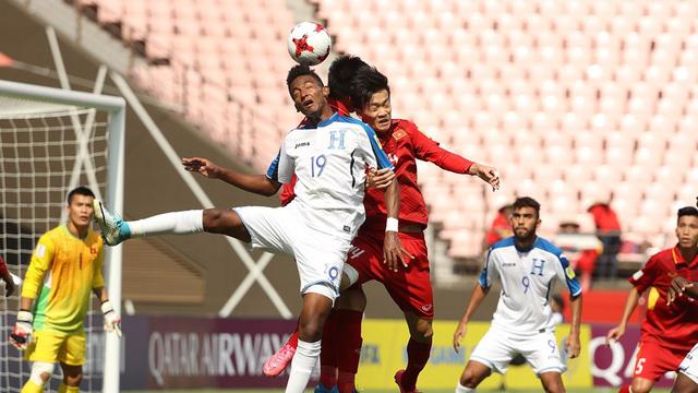 U20 Honduras tăng tốc, trong khi U20 Việt Nam bỏ lỡ những cơ hội đáng tiếc