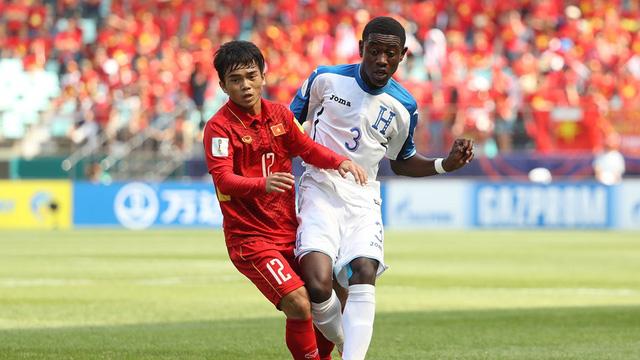 Cruz và Alvarez ghi bàn, giúp U20 Honduras giành chiến thắng chung cuộc 2-0
