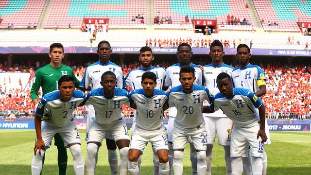U20 Honduras không hề buông xuôi, dù cơ hội đi tiếp là rất thấp.