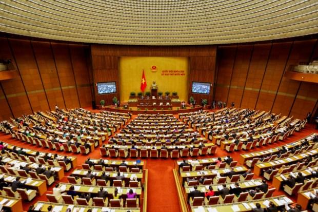 Trực tiếp kỳ họp thứ 4, Quốc hội khóa XIV ngày 31/10/2017