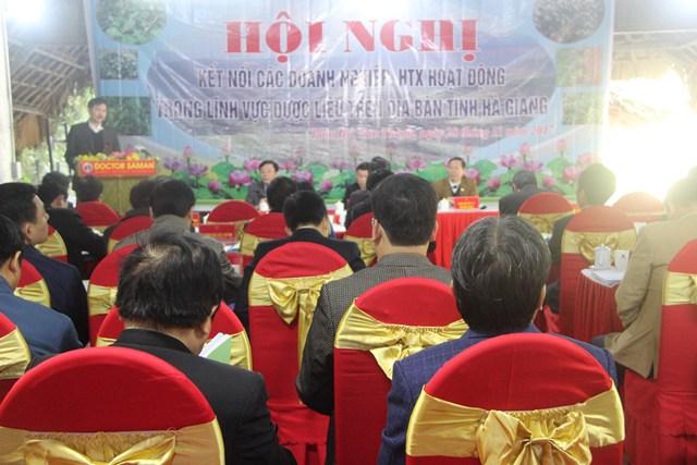 Sao Thái Dương tham gia xúc tiến đầu tư tại Hà Giang